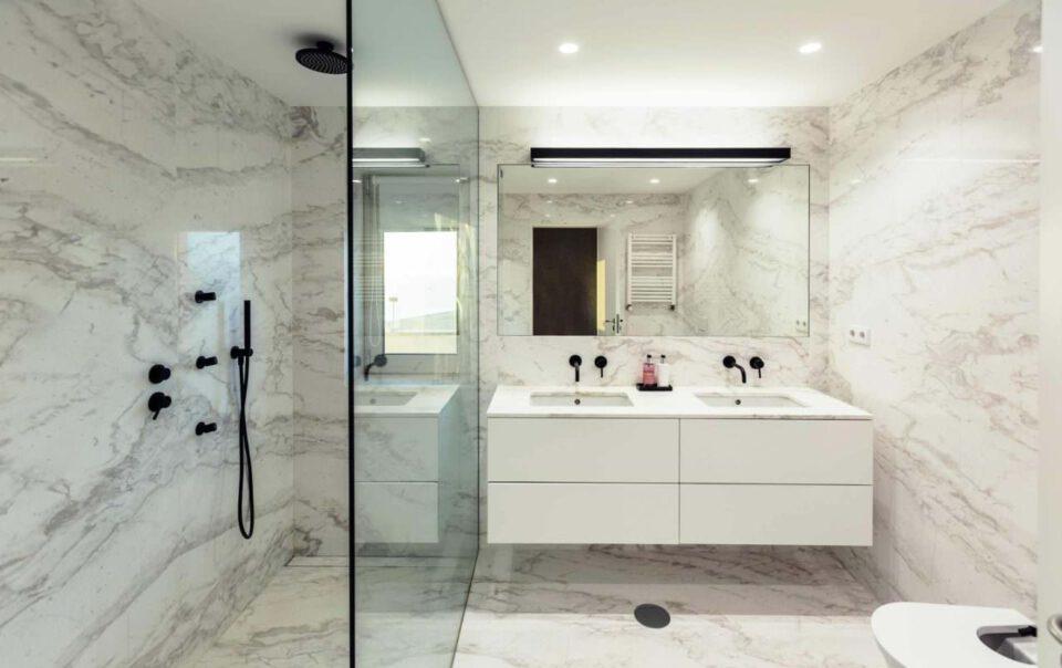 solución baños sin ventanas